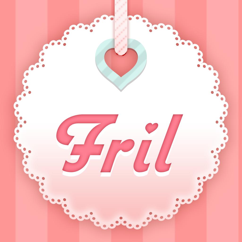 フリマアプリFril-ファッションアイテムやブランド品をショッピング。モデルも愛用!おしゃれなコーデを出品してクローゼットの整理、お小遣い稼ぎができるアプリ